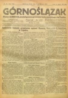 Górnoślązak, 1922, R. 21, Nr. 13