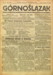 Górnoślązak, 1922, R. 21, Nr. 24