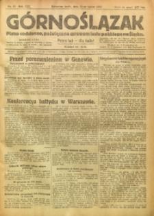 Górnoślązak, 1922, R. 21, Nr. 61