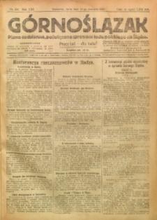 Górnoślązak, 1922, R. 21, Nr. 134