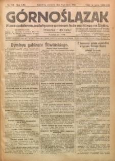 Górnoślązak, 1922, R. 21, Nr. 154