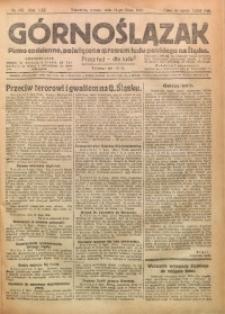 Górnoślązak, 1922, R. 21, Nr. 155