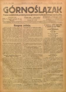 Górnoślązak, 1922, R. 21, Nr. 171