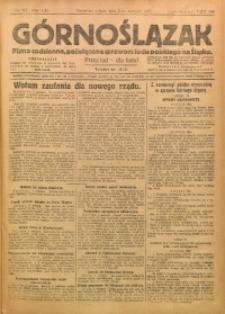 Górnoślązak, 1922, R. 21, Nr. 177