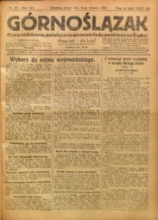 Górnoślązak, 1922, R. 21, Nr. 222
