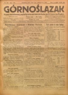 Górnoślązak, 1922, R. 21, Nr. 229