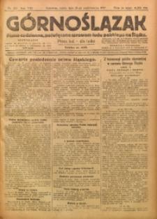Górnoślązak, 1922, R. 21, Nr. 243