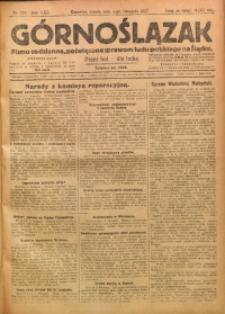 Górnoślązak, 1922, R. 21, Nr. 255