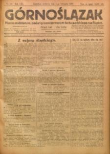 Górnoślązak, 1922, R. 21, Nr. 256