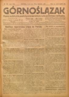 Górnoślązak, 1922, R. 21, Nr. 260