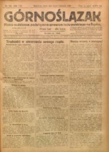Górnoślązak, 1922, R. 21, Nr. 264