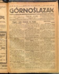 Górnoślązak, 1922, R. 21, Nr. 280