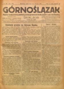 Górnoślązak, 1922, R. 21, Nr. 283