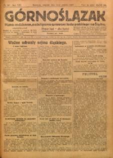 Górnoślązak, 1922, R. 21, Nr. 287