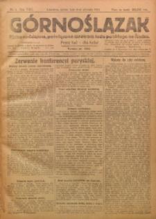 Górnoślązak, 1923, R. 22, Nr. 4
