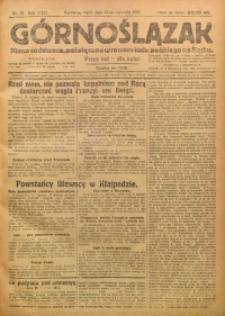 Górnoślązak, 1923, R. 22, Nr. 12
