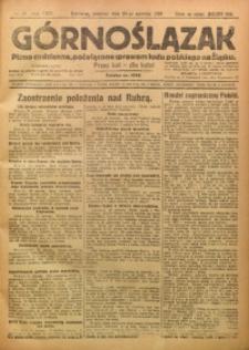 Górnoślązak, 1923, R. 22, Nr. 19
