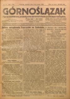 Górnoślązak, 1923, R. 22, Nr. 36