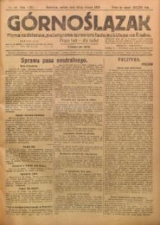 Górnoślązak, 1923, R. 22, Nr. 44