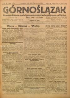 Górnoślązak, 1923, R. 22, Nr. 53