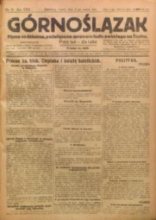 Górnoślązak, 1923, R. 22, Nr. 70