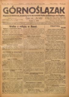 Górnoślązak, 1923, R. 22, Nr. 88