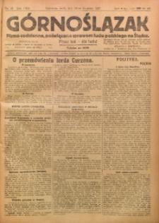 Górnoślązak, 1923, R. 22, Nr. 93