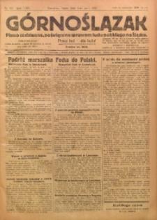 Górnoślązak, 1923, R. 22, Nr. 101