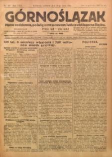 Górnoślązak, 1923, R. 22, Nr. 106