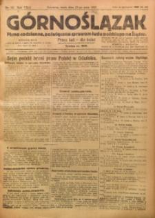 Górnoślązak, 1923, R. 22, Nr. 115