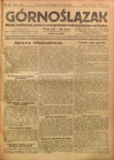 Górnoślązak, 1923, R. 22, Nr. 152