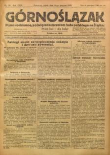 Górnoślązak, 1923, R. 22, Nr. 181