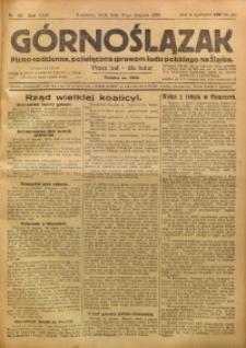 Górnoślązak, 1923, R. 22, Nr. 185