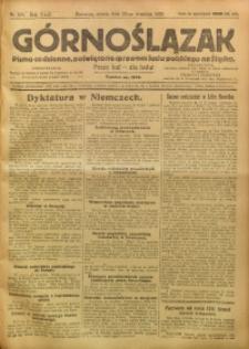 Górnoślązak, 1923, R. 22, Nr. 224