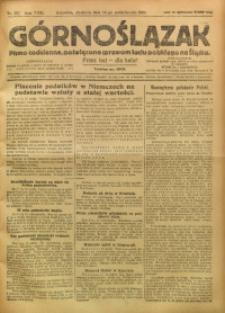 Górnoślązak, 1923, R. 22, Nr. 237