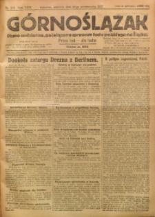 Górnoślązak, 1923, R. 22, Nr. 243