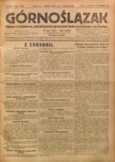 Górnoślązak, 1923, R. 22, Nr. 252