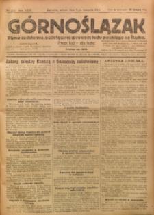 Górnoślązak, 1923, R. 22, Nr. 253