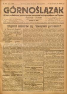 Górnoślązak, 1923, R. 22, Nr. 269