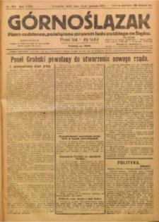 Górnoślązak, 1923, R. 22, Nr. 290