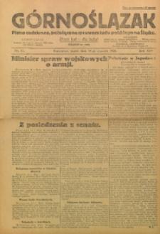 Górnoślązak, 1926, R. 25, Nr. 11