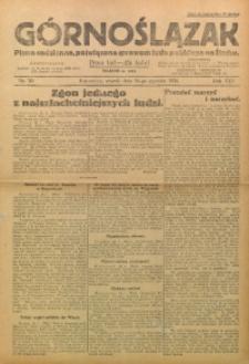 Górnoślązak, 1926, R. 25, Nr. 20
