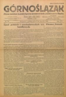Górnoślązak, 1926, R. 25, Nr. 25
