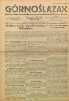 Górnoślązak, 1926, R. 25, Nr. 29
