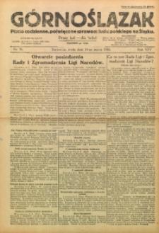 Górnoślązak, 1926, R. 25, Nr. 56