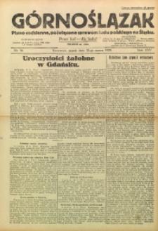 Górnoślązak, 1926, R. 25, Nr. 58