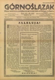 Górnoślązak, 1926, R. 25, Nr. 77