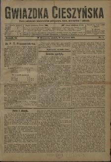 Gwiazdka Cieszyńska, 1919, Nry 1-111