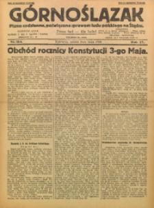 Górnoślązak, 1928, R. 27, Nr. 104