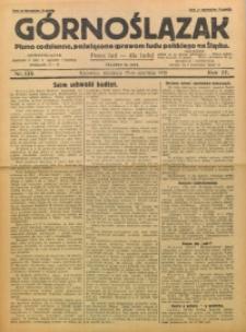 Górnoślązak, 1928, R. 27, Nr. 138